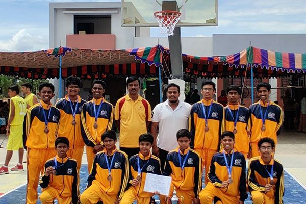 5 Boys of NHPS represented Karnataka state