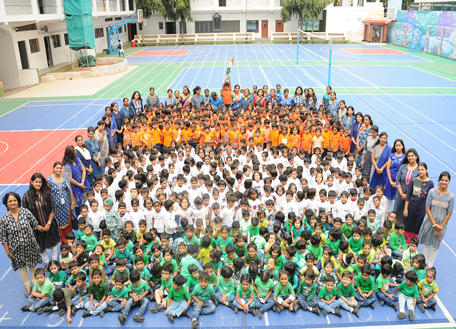 73rd Independence Day Celebration at NHPS
