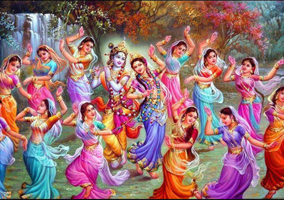 Song and Dance Activity on celebrations of Krishna Janmashtami